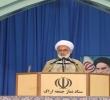 خطيب جمعه اراك: حادثه تروريستي تهران انسجام و همبستگي ملت ايران را افزايش داد